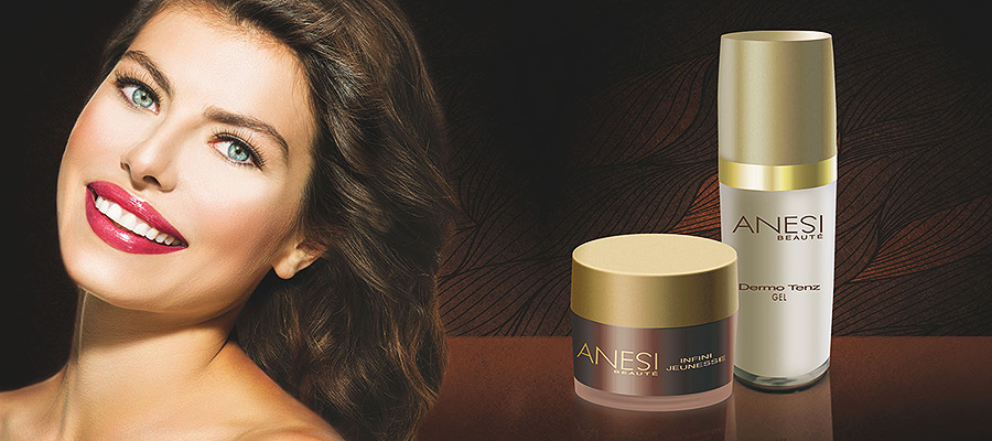 Anesi facial treatment